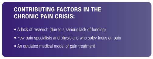 Contributing Factors in the Chronic Pain Crisis